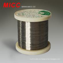 MICC 1350 centígrados máx. Temp. luz brillante 3.0mm diámetro OCr21Al6NB alambre