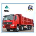 336HP Sinotruk / Cnhtc HOWO 10 X 6 Caminhão pesado / basculante Zz3537n30d 7A / Now