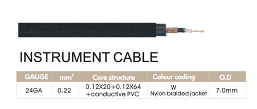 Single Pair Cable Instrument Cable