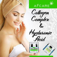 OEM Anti Wrinkle Care Collagen Face Cream Anti Aging Cream with Hyaluronic Acid & Vitamin C