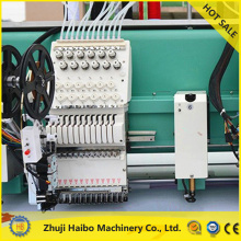 multi head flat chenille towel computer embroidery machine