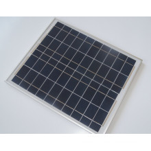 40W Poly Crystalline Solar Panel PV Module with Ce FCC 10 Years Warranty
