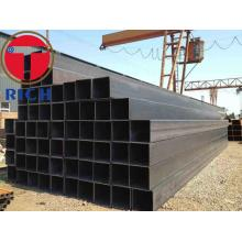 Hot Rolled ERW Welded Rectangular Carbon Steel Pipe