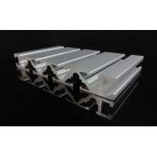 Alumínio 6061 6063 Perfil de construção de alumínio Extrusão Material de construção