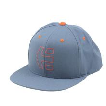 Custom Embroidered Flat Bill Snapback Hats