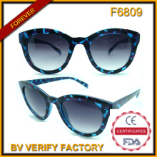 F6809 New Style Sunglasses for Lady China Factory