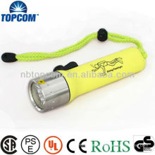 Waterproof Cree Q5 Led Diving Torch