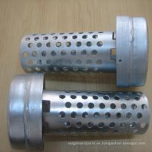 Dispositivo de sifón antirrobo para combustible de camión de 80 mm