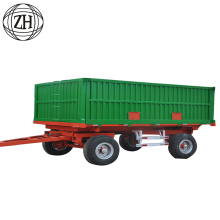 10 Ton 4 Four Wheel Farm Trailer