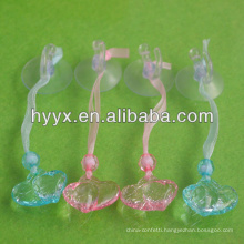 Acrylic Heart Beads For Baby Decoration