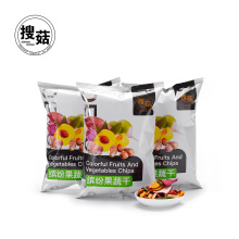3 Packungen Chips Cracker Protein Gesunde Snacks ISO Zertifikat japanischer Snack Mix Gemüse Chips