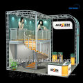 double deck booth stand for exhibition