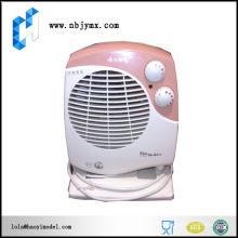 Protótipo rápido de ventilador elétrico em ABS com pintura