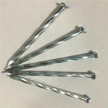 Clip de cable galvanizado clavo de hormigón
