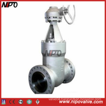 Cast Steel Flanged Pressure Sealing Globe Valve