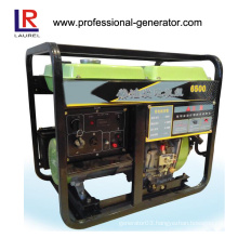 High Quality 5kVA Air Cooled Diesel Generator