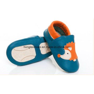Animal Models Design: Leather Baby Shoes
