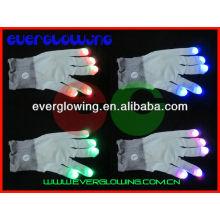 Wholesell mágicos guantes brillantes