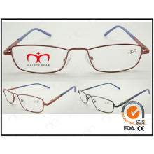 Hot Selling Colorful Tr90 Temples Metal Optical Frames (WRM503024)