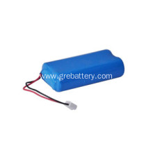 6.4V 1500mAh rechargeable lithium battery