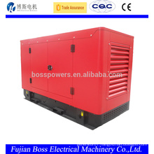 types of electric power generator with Perkins engine 26KW 1800rpm