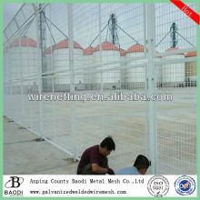 pvc welded mesh wholesale wire fencing panel