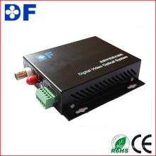 10/100 / 1000m Sm / Mm convertidor de medios manejable / fibra óptica Media Converter