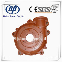 Shijiazhuang Slurry Pump Spare Parts Cover Plate Liner