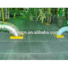 hot dip galvanized grating,platforms grating,sidewalks steel grating
