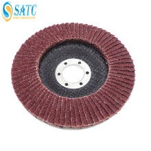 flap abrasive disc /metal grinding disc /grinding polishing sanding cloth pad