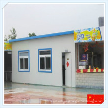 China Q345 Q235 Green Light Steel Prefabricated Building