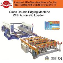 Се управления PLC стеклянная Двойная Кромкозагибочная машина