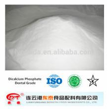 Dicalcium Phosphate Dihydrate Dental Grade Polvo Blanco 325mesh