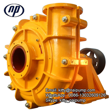 Centrifugal Horisontell Mine Slampump