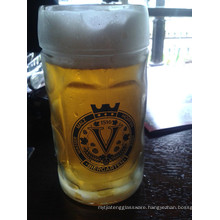 Beer Mug Daily-Use Glass Cup Glassware Tumbler Kb-Hn06268