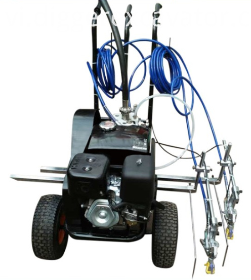 Cold Paint Road Line Marking Machine