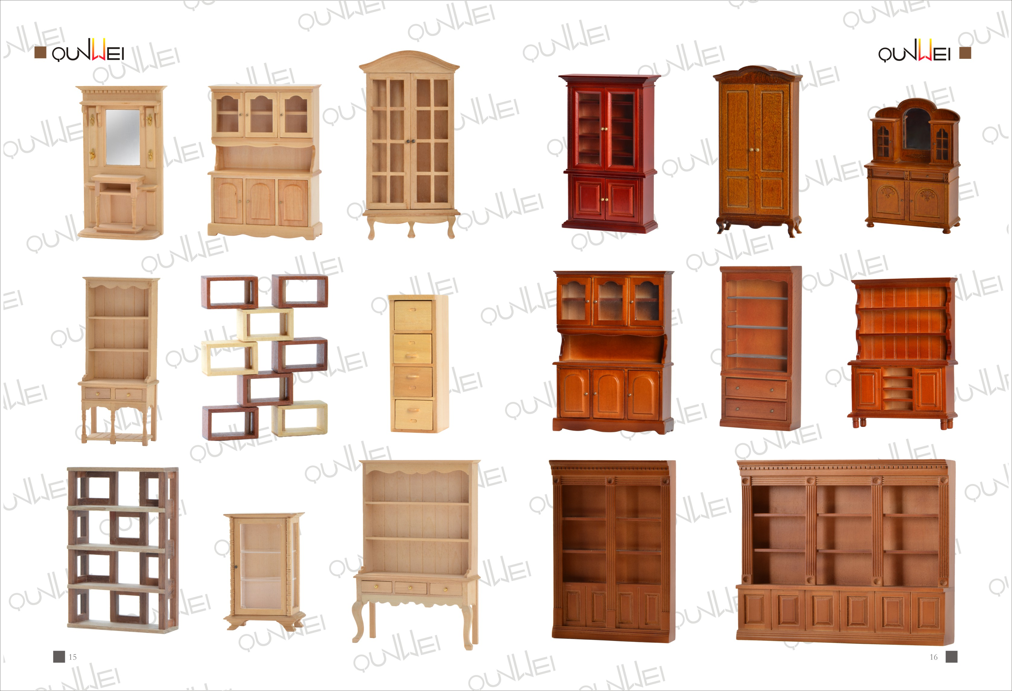 Dollhouse Furniture 5