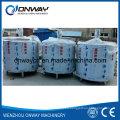 Pl Stainless Steel Jacket Emulsificación Mezclador Tanque Mezclador de aceite Mezclador Sugar Solution Mezclador de color