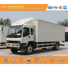 Japan Technology FVR Van Cargo Box Truck