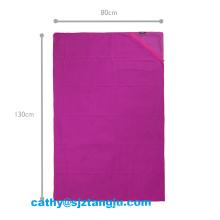Chegada nova cor cheia yoga mat toalha, pano de camurça anti-derrapante tapete de yoga toalha, toalha de yoga