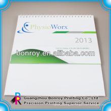 Individuell bedruckbare Schreibtischkalender 2014