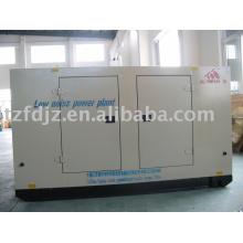 generador diesel de poco ruido weichai