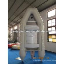 Aluminum floor inflatable boat 360