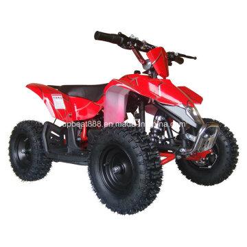 Upbeat barato 500W 36V eléctrico ATV Kid Quad vehículo eléctrico