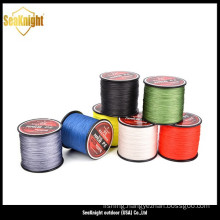 2015 hot selling braided fishing line