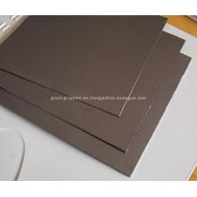 Placa de grafito de alta resistencia