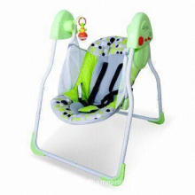 Electronic Baby Swing Chair with Large Driving Force, Safe and Reliable Design