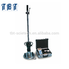 Probador ligero del peso de la gota, herramientas civiles de la construcción de carreteras Carga del deflectómetro portátil del peso que cae