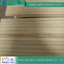 Tabla de surf / Snowboard Wood Core Paulownia Wood Lumber