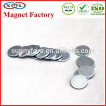 D10mm round strong neodym button magnet